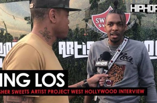King Los Talks His Upcoming 'The 410 Survival Kit' Project, Swisher Sweets, the Cannabis Community & More w/ Terrell Thomas (Video)