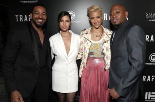 Omar Epps, Paula Patton & More Celebrate the New Film 'TRAFFIK' at the Los Angeles Premiere (Photos)
