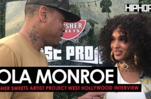 Lola Monroe Talks Her Upcoming Project 'All Hail The Queen' & More w/ Terrell Thomas (Video)