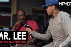 HHS1987 Presents: Behind The Beats With Mr. Lee (Video)