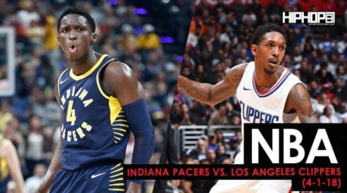 Pacers-vs.-Clippers-500x279 NBA: Indiana Pacers vs. Los Angeles Clippers (4-1-18) (Recap)