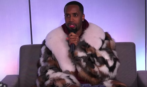 Safaree Reacts to Nicki Minaj Pregnancy Rumors, Robbery & More on Hot 97's Ebro in the Morning (Video)