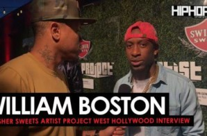 William Boston Talks the Urban Fashion Culture, Hip-Hop & Fashion & More w/ Terrell Thomas (Video)