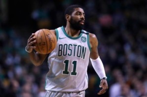 Tough Loss: Boston Celtics Star Kyrie Irving Will Miss The 2018 NBA Playoffs Following Knee Surgery