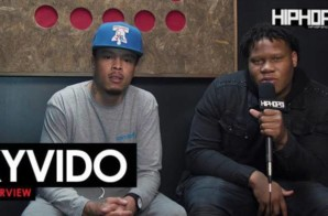 KyVido Talks Dallas' Music Scene, ToonTownTitans, His Growth as an Artist & More (Video)