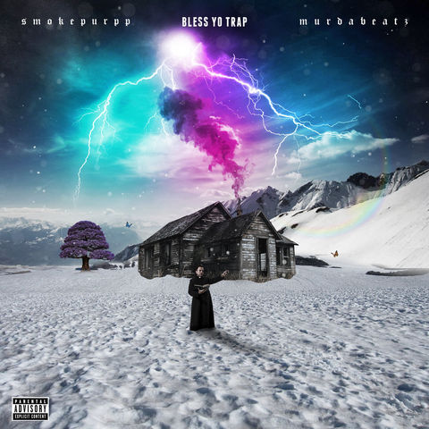 large-56 Smokepurpp & Murda Beatz - Bless Yo Trap (Album)