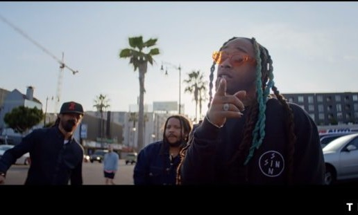 Damian Marley Ft. Stephen Marley x Ty Dolla $ign x Wiz Khalifa – Meditation (Remix) (Video)