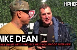 "Mike Dean Talks Swisher Sweets x Hip-Hop's Culture, His Upcoming Venues & More at the Swisher Sweets ""Spark Awards"" (Video)"