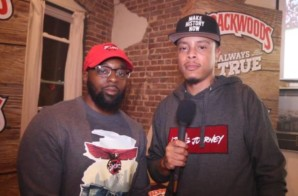 "A.Wright Talks His Clothing Line ""Don't Stop"", His Favorite Backwoods Cigar, Cannabis & Hip-Hop & More with These Urban Times (Video)"
