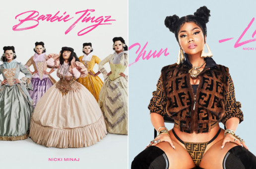 Nicki Minaj Announces Two New Singles!