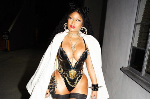 Nicki Minaj Teases Upcoming Tour!