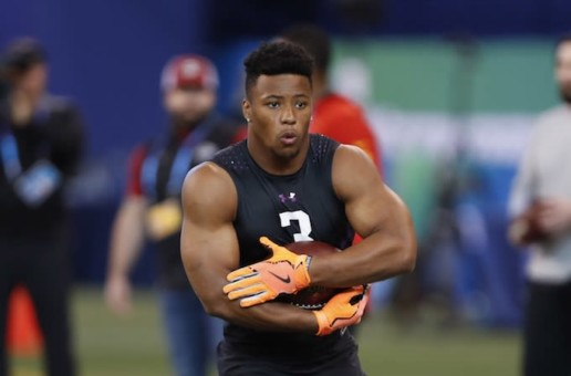 Saquon Barkley Talks The NFL Draft, Penn State Football & More with Terrell Thomas (Video)
