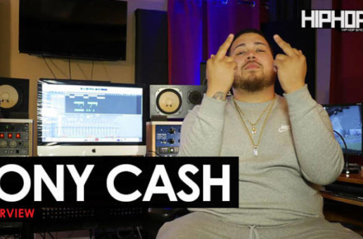 Tony Cash Interview (HipHopSince1987 Exclusive)