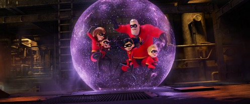 "Practice Makes Perfect: Watch The New Trailer For ""Incredibles 2"" (Video)"