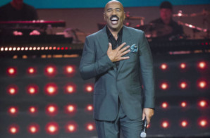 Steve Harvey & Adrienne Houghton Will Host The Finale of 'SHOWTIME AT THE APOLLO' Tonight at 9pm EST