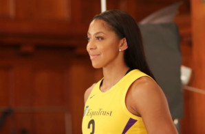 Los Angeles Sparks Star Candace Parker Talks Her First Game of the 2018 WNBA Season, Facing The Lynx, Her Favorite Adidas To Hoop In & More (Video)