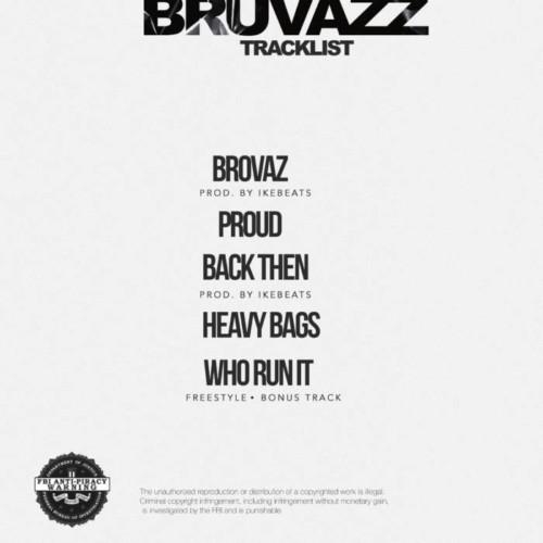 "BRUVAZZ-BC-500x500 Lil Doe & Mr. Skrtt Join Forces On New ""Bruvazz"" (EP)"