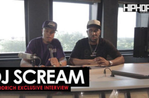 DJ Scream Talks Atlanta's New Wave, What's Next For The Hoodrich Brand, Atlanta's Pro Sports Scene & More (Video)