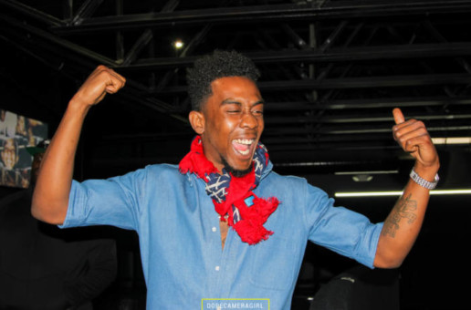 Is Brooklyn In The House: Desiigner Celebrates His New Project 'LOD' at World on Wheels in Los Angeles (Photos)