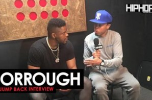 Dorrough Music Talks His New Project 'The Jump Back, The Dallas Cowboys, Dallas Mavericks & More (Video)