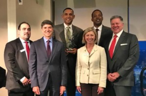 True To Atlanta: Atlanta Hawks Honored with 'Grass Roots Justice Award' from Georgia Justice Project