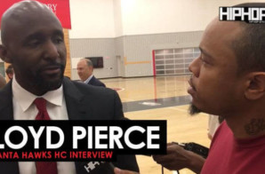Atlanta Hawks HC Coach Pierce Talks the Future of the Hawks, the 2018 NBA Draft, Philadelphia Sports Championship Culture & More (Video)