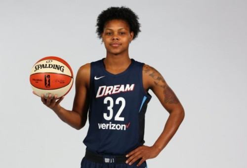 Rosemarie-julien-500x341 WNBA: The Atlanta Dream Have Waived Rosemarie Julien