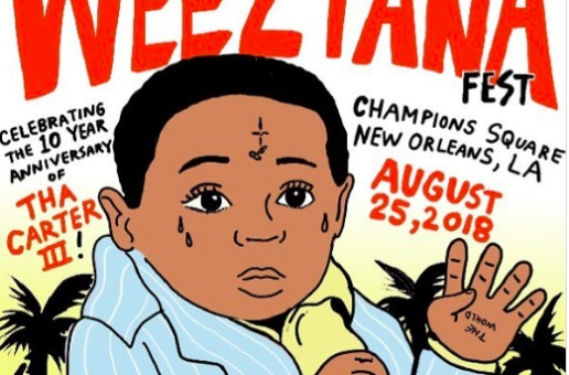 Lil Wayne Announces 4th Annual Lil Weezyana Fest!