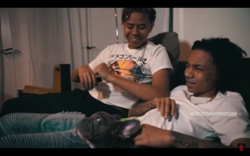 Screen-Shot-2018-05-10-at-12.21.07-AM-500x313 YBN Cordae - My Name Is (Freestyle) (Video)