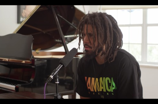 J. Cole Sits Down For In-Depth Interview With Angie Martinez (Video)