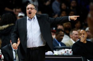 The Detroit Pistons & Former Head Coach Stan Van Gundy Have Parted Ways