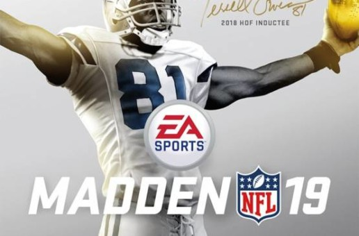 Get Your Joysticks Ready: Terrell Owens Will Be On Madden19's HOF Cover