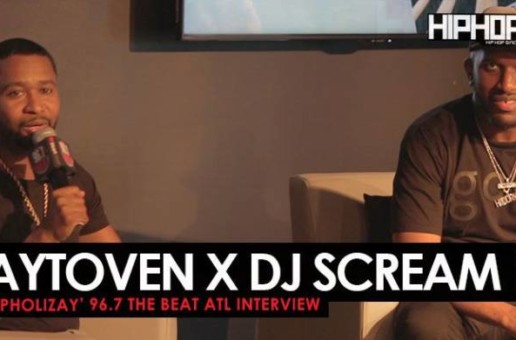 DJ Scream x Zaytoven Talk 'Beastmode 2', Working with Jay Z, The Essence of Trap Music & More (96.7 The Beat Meet & Greet)
