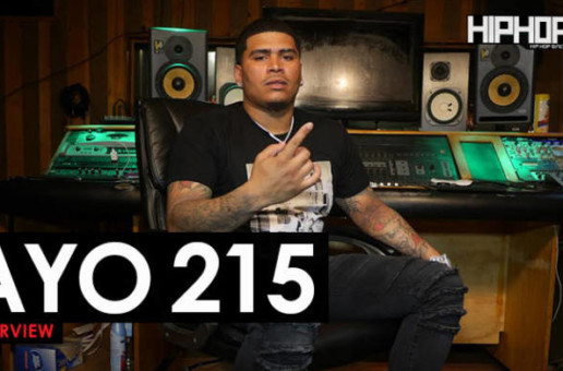 Ayo 215 Interview with HipHopSince1987