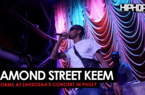 Diamond Street Keem Performance (Zahsosaa & Gang Concert)
