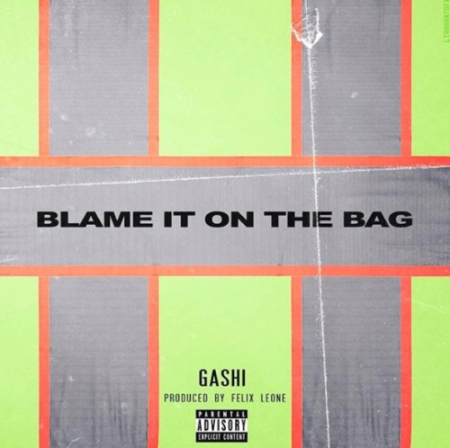 gashi-500x498 GASHI - Blame It On The Bag (Lyric Video)
