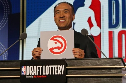 3rd Times a Charm: The Atlanta Hawks Move Up to Third in NBA Draft Lottery