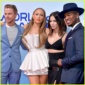 World of Dance 2018 – Dance-Off: Judges Battle (Jennifer Lopez, Derek Hough, NE-YO & Jenna Dewan) (Digital Exclusive)