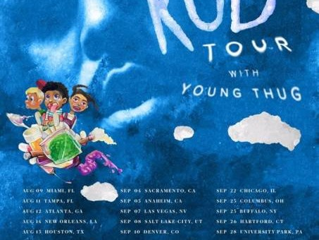 J. Cole Is Hitting The Road With Young Thug For The K.O.D. Tour!