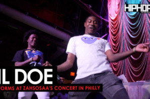 Lil Doe Performance (Zahsosaa & Gang Concert)