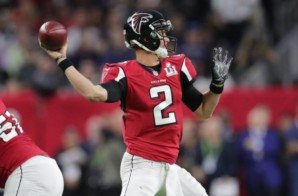 Dirty Bird For Life: Matt Ryan & The Atlanta Falcons Have Agreed On a 5-Year Extension