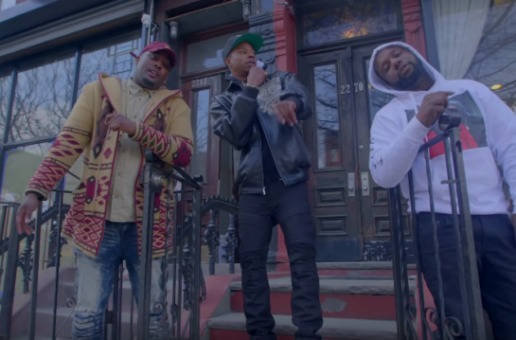 Larry Bondz x Oun P x Murda Mook – Let's Get To It (Dir. By @BenjiFilmz)