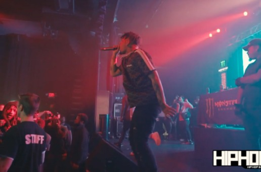 Smokepurpp Monster Energy Outbreak Tour Recap (Philly)