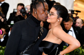 Travis Scott & Kylie Jenner Make Red Carpet Debut At Met Gala!