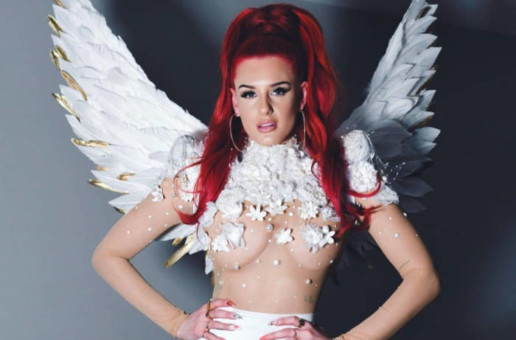 "Justina Valentine – ""JUST"" (Music Video)"