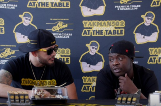 "Yakman ""At The Table"" – E.Ness Interview Presented by HipHopSince1987"