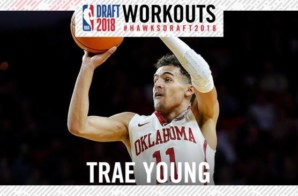 Trae Young Talks the NBA Draft, Comparisons to Steph Curry & More Following His Atlanta Hawks Workout (Video)