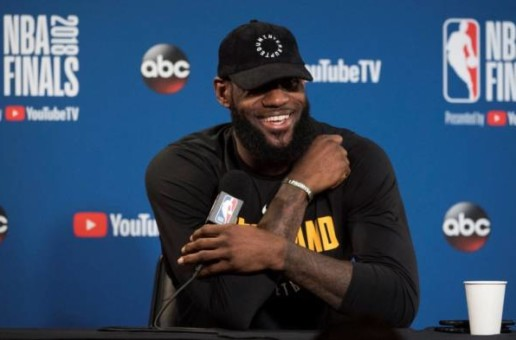 Watch The Throne: LeBron James Is Officially a Free Agent