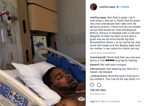 Screen-Shot-2018-06-05-at-12.39.19-PM-500x367 Lil Scrappy Seriously Injured In Car Crash!