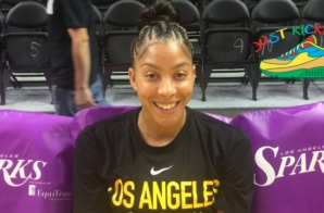 Candace Parker Talks The 2018 NBA Awards, NBA Live 19, The Upcoming 2018 ESPY's Jay & Beyonce's 'Everything is Love' Album & More (Video)